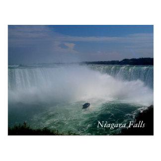 Niagara- Fallspostkarte Postkarte