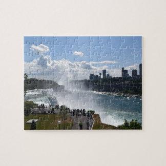 Niagara- Fallspuzzlespiel Puzzle