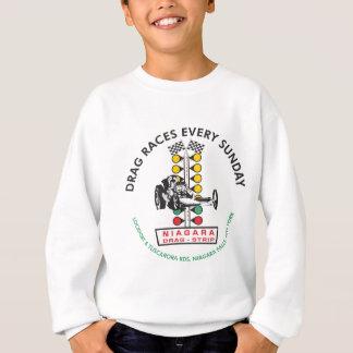 Niagara-Widerstand-Streifen Sweatshirt