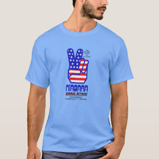 Niagara-Widerstand-Streifen T-Shirt