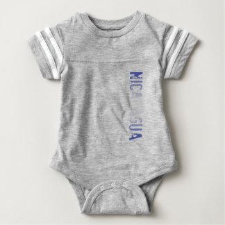 Nicaragua Baby Strampler