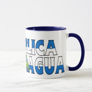 Nicaragua-Kaffee-Tasse Tasse