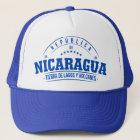 Nicaragua, Mütze des Fernfahrers,