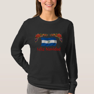 Nicaragua-Weihnachten T-Shirt