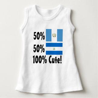 Nicaraguaner 100% 50% Guatemalteke-50% niedlich Kleid