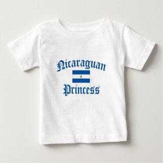Nicaraguaprinzessin Baby T-shirt