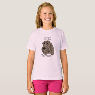 Nice dog - but not today T-Shirt