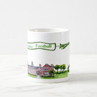 Nichols Fußball Kaffeetasse