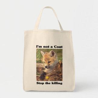 Nicht Ac$mantel-fox Tragetasche