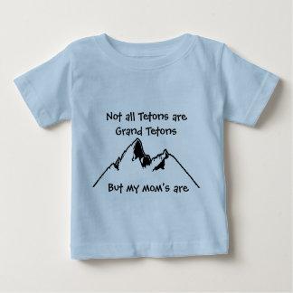 Nicht alles Tetons sind großartiges Tetons, BU… Baby T-shirt