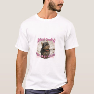 Nicht auf meinem Uhr-Damen-T-Stück T-Shirt