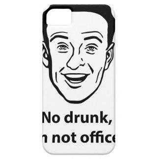 Nicht betrunken, bin ich nicht Offizier iPhone 5 Case