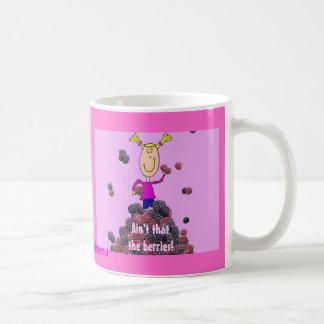 Nicht dass ist die Beeren! Kaffeetasse