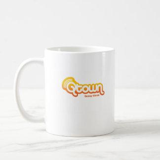 nicht durch Chicago, qtown Kaffeetasse