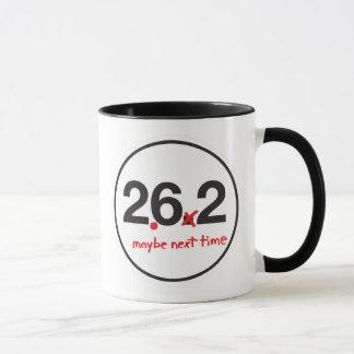 Nicht durchaus ein Marathon Tasse