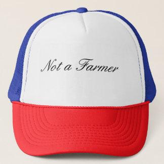 Nicht ein Bauer… Truckerkappe