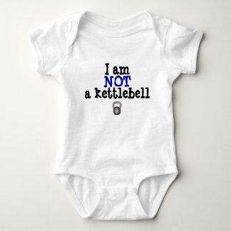 Nicht ein kettlebell baby strampler