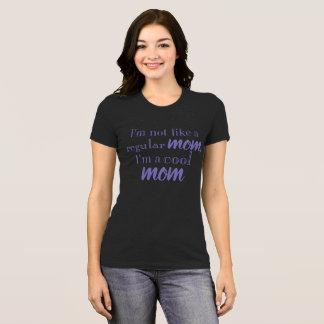 Nicht ein regelmäßiges Mamma-T-Stück T-Shirt