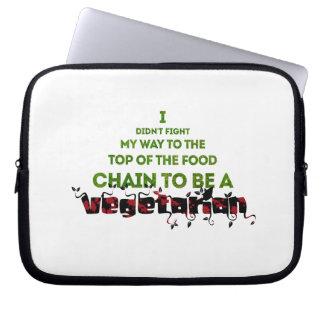 Nicht ein Vegetarier
