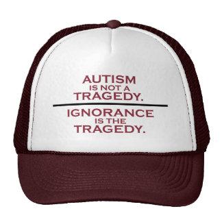 Nicht eine Tragödie-Hüte Baseballkappen