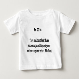 Nicht einmal 6 baby t-shirt