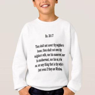 Nicht einmal 7 sweatshirt