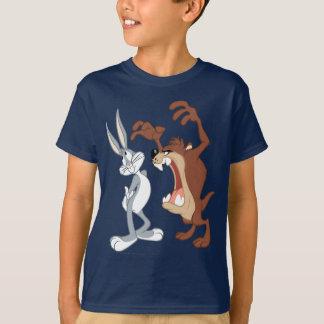 Nicht einmal zurückschreckendes TAZ™ und BUGS Shirts