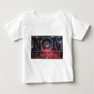 nicht-fem, Rotsterne Baby T-shirt