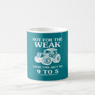 Nicht für das schwache! kaffeetasse