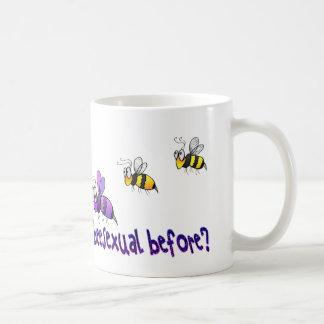 Nicht haben Sie überhaupt gesehen ein beesexual Kaffeetasse