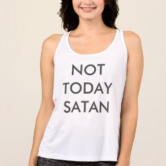 Nicht heute Trainingsbehälter Satan Frauen Tank Top