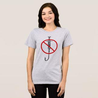 Nicht hoch T-Shirt