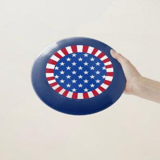 Nicht Ihr gewöhnlicher Frisbee, der USA flammt Wham-O Frisbee