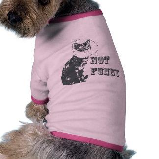 Nicht lustig hundetshirts