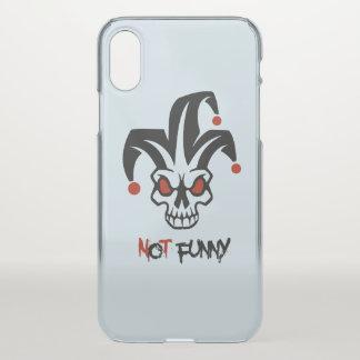 Nicht lustig! iPhone x hülle