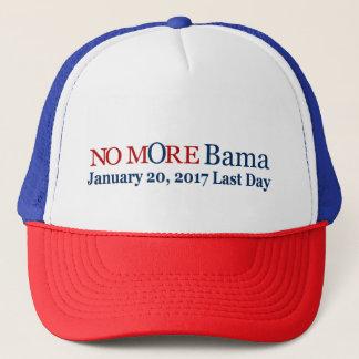 Nicht mehr Bama am 17. Januar 2017 letzter Tag Truckerkappe