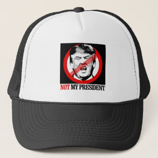 Nicht mein Präsident - Anti-Trumpf Truckerkappe