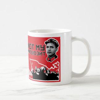 nicht meine liebe Führer-Tasse - rechtes übergeben Tasse