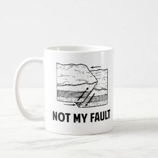 Nicht meine Störung Kaffeetasse