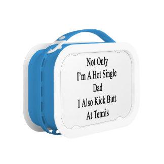 Nicht nur ich bin ein heißer Single-Vati, den ich Brotdose