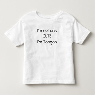 Nicht nur niedliches tongaisches Shirt