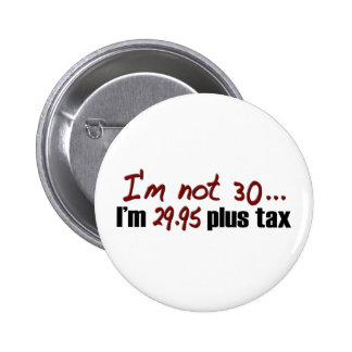 Nicht Plussteuer 30 $29,95 Button