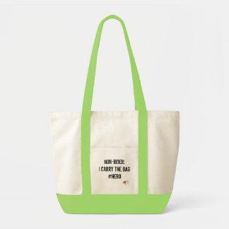 Nicht-Reiter Tasche