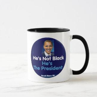 Nicht schwarze Tasse
