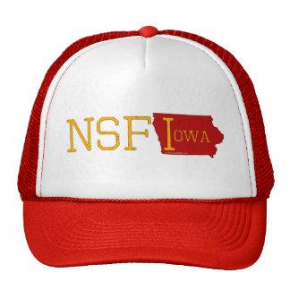 Nicht sicher für Iowa Netz Caps