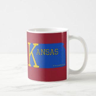 Nicht sicher für Kansas Kaffeetasse