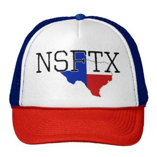 Nicht sicher für Texas Trucker Mütze