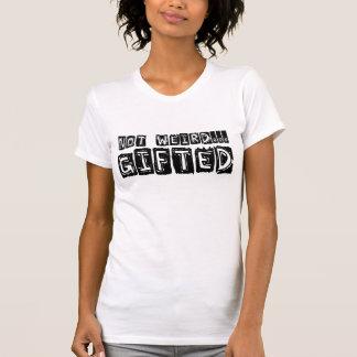 Nicht sonderbares… begabtes tshirts