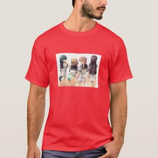 Nicht sure, wenn wollen Sie? T-Shirt