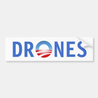 Nicht tun Drohne ich, Bruh! Autoaufkleber